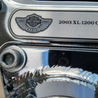 2003 Harley-Davidson 1200 Sportster $4000